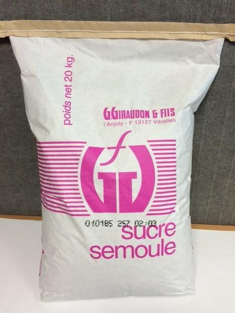 sucre semoule Bucy