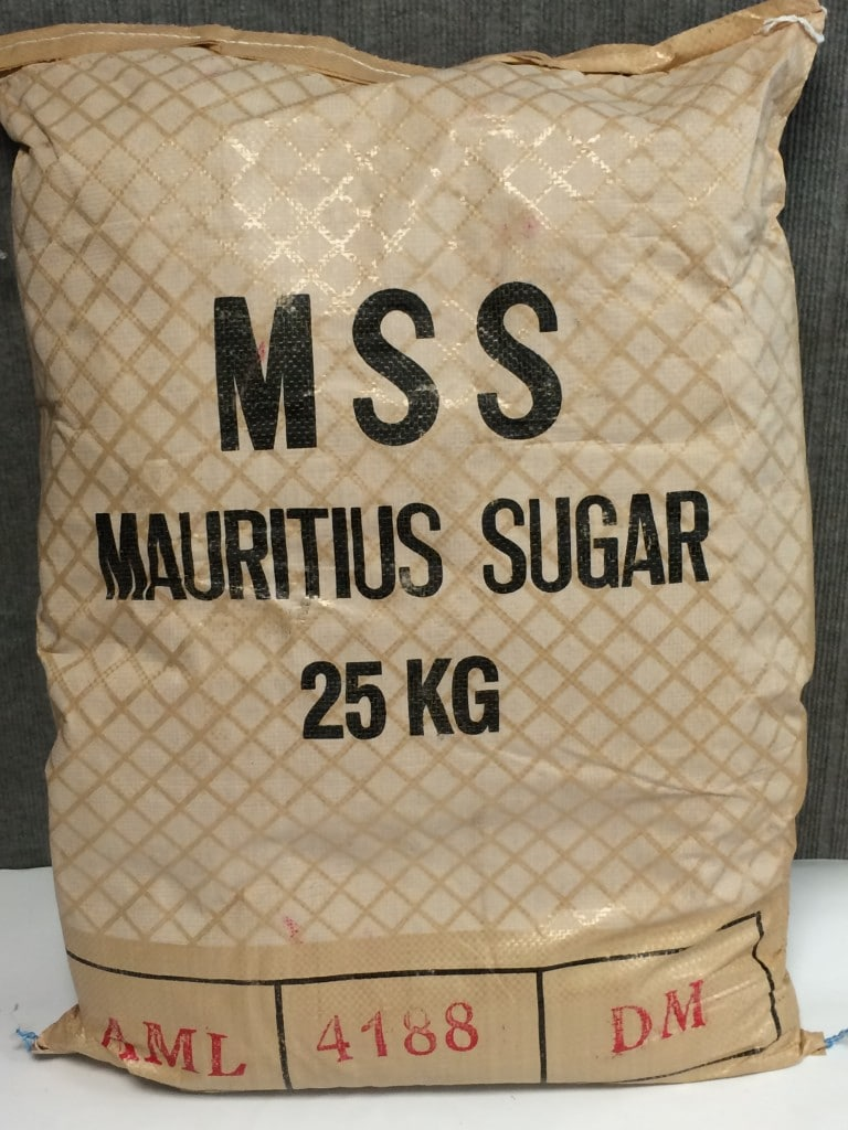 sucre de canne roux sac 25 kg